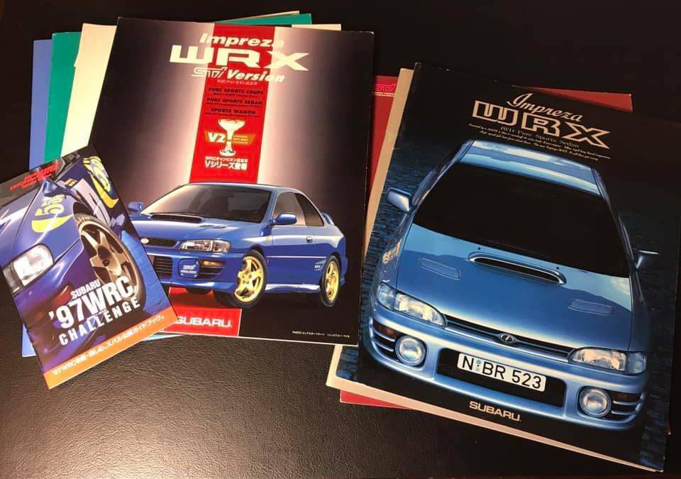 Prospekty | Japońskie prezenty – WRX GC8