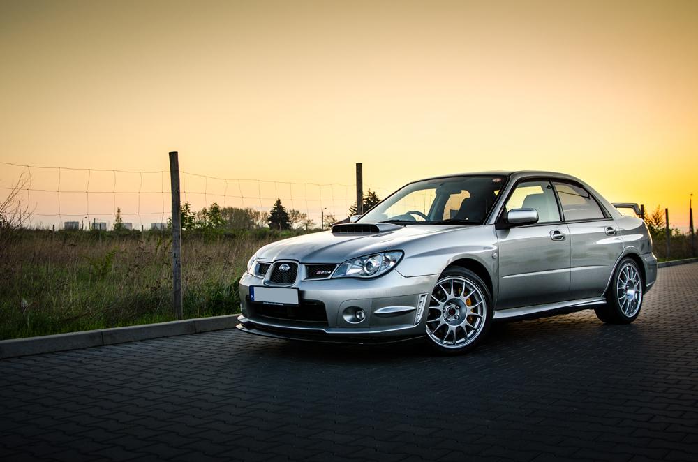 Subaru Impreza WRX STI S204 | SPRZEDANE