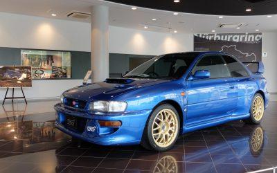 Evergreen | Subaru Impreza 22B STi | cz. I