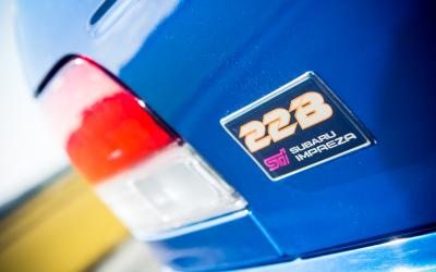 Evergreen | Subaru Impreza 22B STi | cz. II