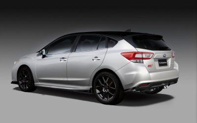 Subaru na Tokyo Auto Salon 2019