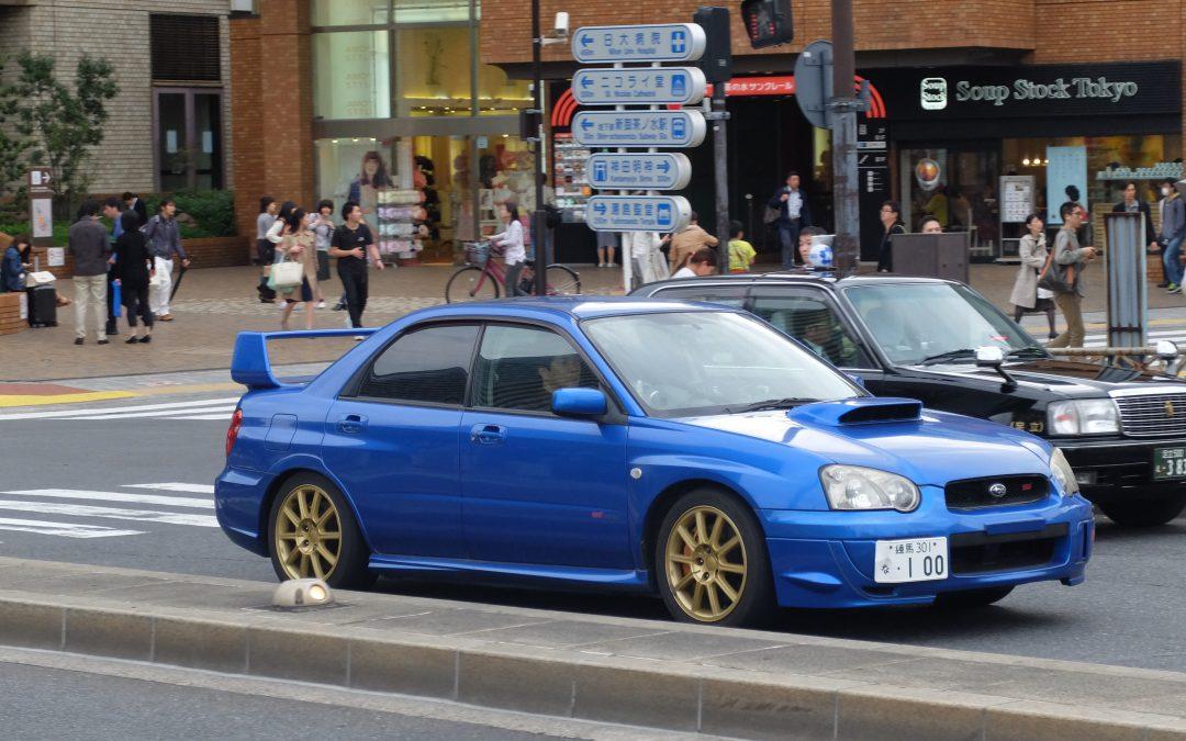 Reportaż | Subaru na japońskich ulicach