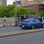 Impreza WRX STI MY 05 w Tokio